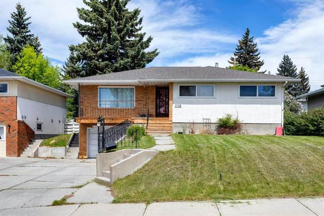 1116 31 Avenue NW, Calgary, AB T2K 0A9 (#A1118593) :: Calgary Homefinders