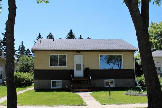 5305 51 Avenue, Camrose, AB T4V 0V8 (#A1118793) :: Calgary Homefinders
