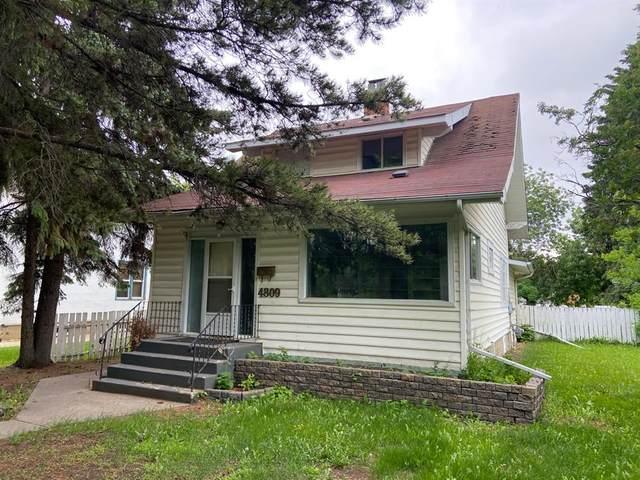 4809 47 Street, Camrose, AB T4V 1J7 (#A1119181) :: Calgary Homefinders
