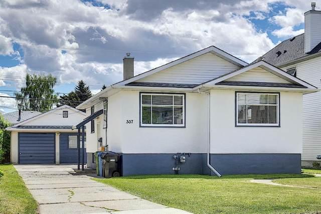 537 27 Avenue NE, Calgary, AB T2E 2A7 (#A1119738) :: Calgary Homefinders