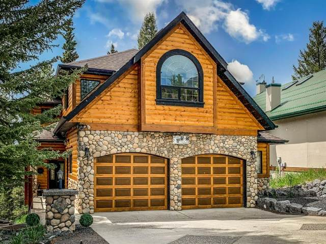 120 Eagle Terrace Road, Canmore, AB T1W 2Y5 (#A1120122) :: Canmore & Banff