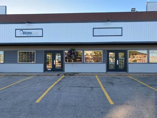 9840 97 Avenue #105, Grande Prairie, AB T8V 7K2 (#A1122160) :: Team Shillington | eXp Realty