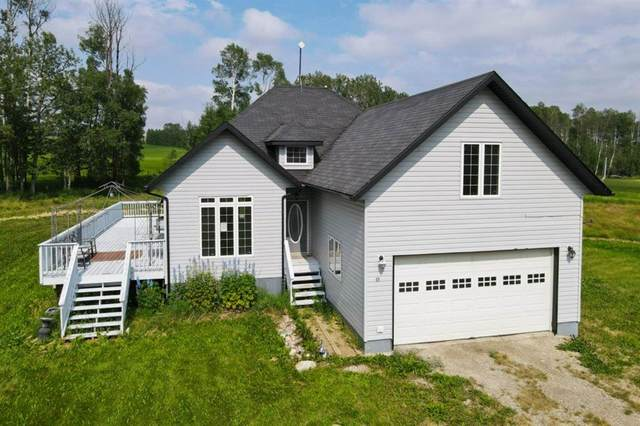 18 Last Hill Drive, Rural Clearwater County, AB T4T 2A1 (#A1124613) :: Calgary Homefinders