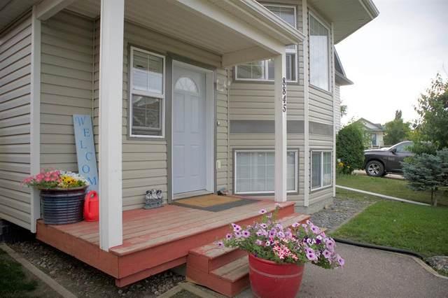 8845 65 Avenue, Grande Prairie, AB T8W 2V3 (#A1132309) :: Canmore & Banff