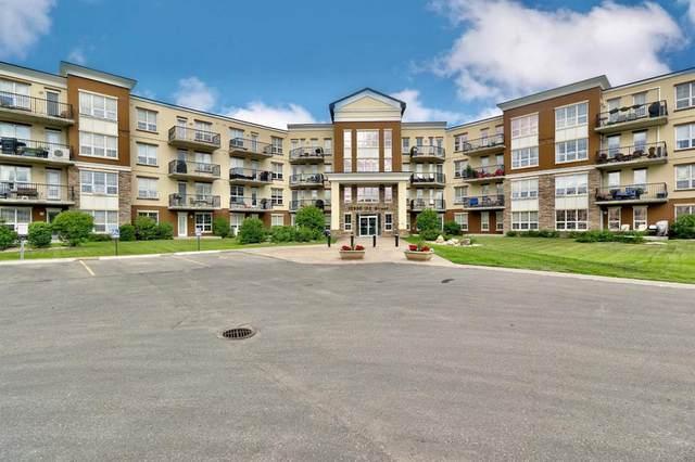 12330 102 Street #414, Grande Prairie, AB T8V 0N4 (#A1132517) :: Canmore & Banff