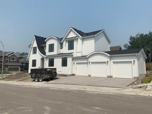 11 Rockford Park NW, Calgary, AB T3G 0E1 (#A1132644) :: Calgary Homefinders