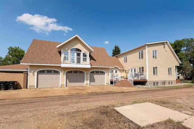 5210 48 Street, Camrose, AB T4V 1M3 (#A1133559) :: Calgary Homefinders