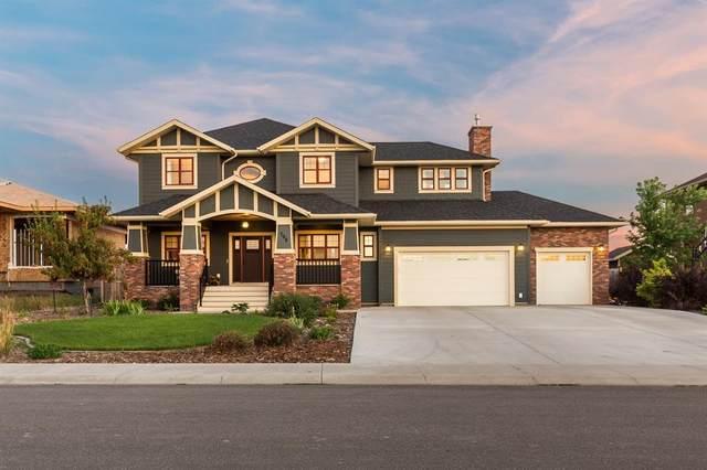 500 Arbourwood Terrace S, Lethbridge, AB T1K 5W3 (#A1137161) :: Calgary Homefinders