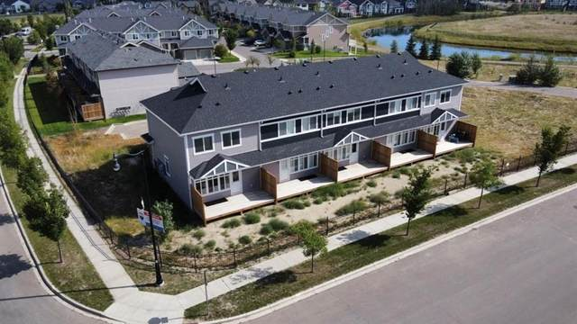 351 Monteith Drive SE 58 - 68, High River, AB T1V 0G1 (#A1139273) :: Calgary Homefinders