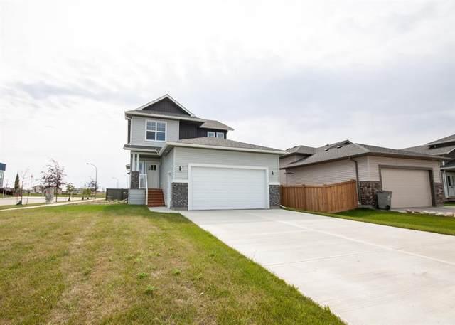 10401 130 Avenue, Grande Prairie, AB T8V 6J5 (#A1139452) :: Team Shillington   eXp Realty