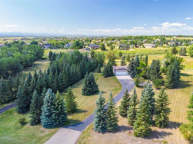 59 Cullen Creek Estates, Rural Rocky View County, AB T3Z 3K8 (#A1140016) :: Calgary Homefinders