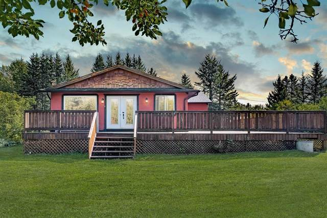 4354 Highway 27 Highway #16, Rural Mountain View County, AB T0M 1X0 (#A1142400) :: Calgary Homefinders