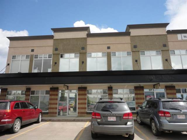 9814 97 Street #104, Grande Prairie, AB T8V 8H5 (#A1144215) :: Team Shillington | eXp Realty
