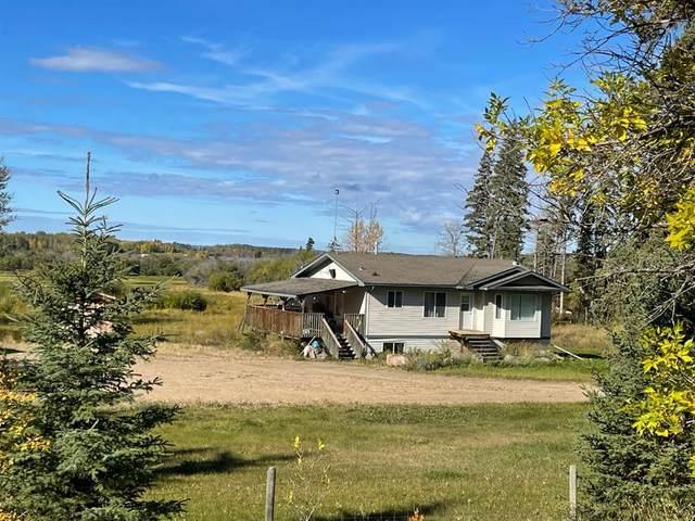 68280 881 Highway, Lac La Biche, AB T0A 2C0 (#A1145368) :: Calgary Homefinders