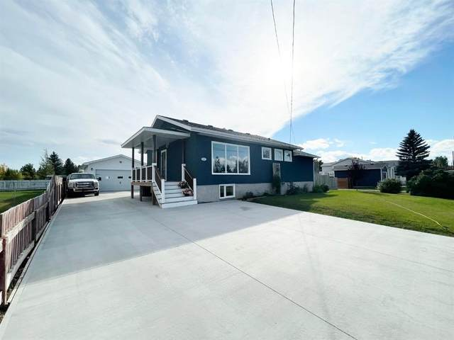 158E 400 North Street, Raymond, AB T0K 2S0 (#A1145796) :: Calgary Homefinders