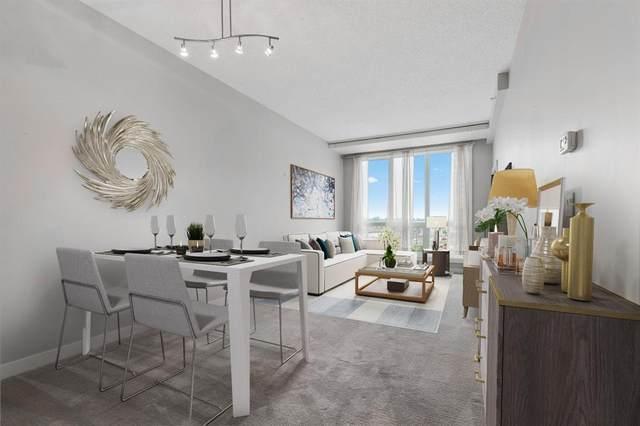 8880 Horton Road SW #401, Calgary, AB T2V 2W3 (#A1146278) :: Western Elite Real Estate Group