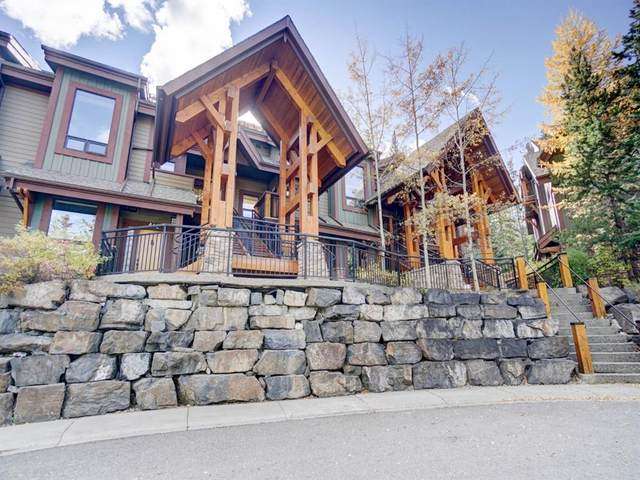 107 Armstrong Place #423, Canmore, AB T1W 3M1 (#A1152129) :: Canmore & Banff