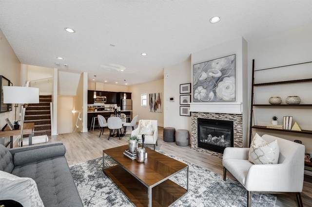 2008 12 Avenue SW #2, Calgary, AB T3C 0S1 (#A1153136) :: Canmore & Banff