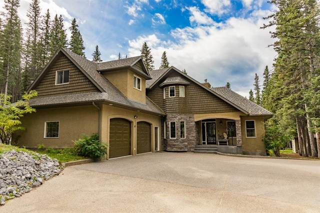 12 Grandview Estates, Rural Yellowhead, AB T7V 1X8 (#AW52153) :: Canmore & Banff