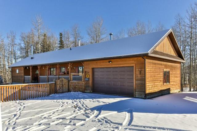 29508 RR 52 #12, Rural Mountain View County, AB T0M 2E0 (#C4218434) :: The Cliff Stevenson Group