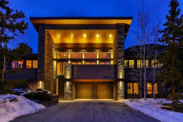 510 Silvertip Point(E), Canmore, AB T1W 3J1 (#C4219748) :: Canmore & Banff