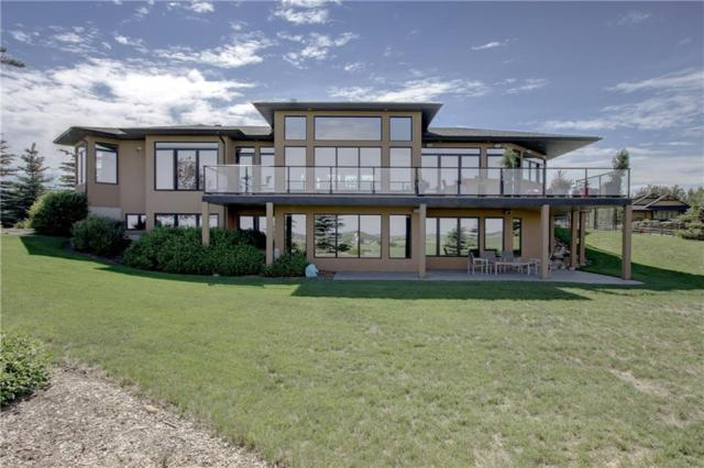 178202 136 Street W #200, Rural Foothills County, AB T1S 0X8 (#C4222800) :: The Cliff Stevenson Group