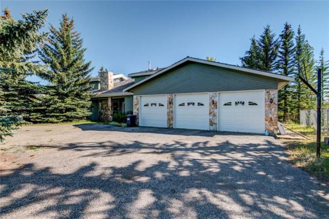 59 Calling Horse Estates, Rural Rocky View County, AB T3Z 1H4 (#C4223115) :: Redline Real Estate Group Inc