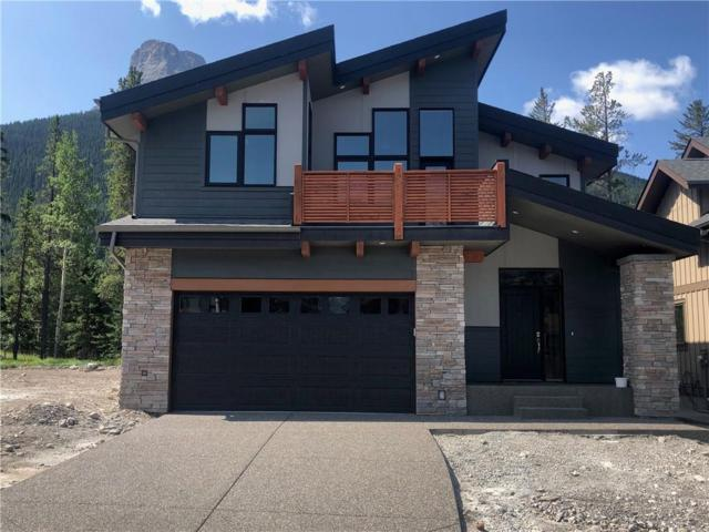 425 Stewart Creek Close, Canmore, AB T1W 0G6 (#C4223324) :: Canmore & Banff