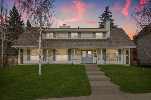 3319 Upton Place NW, Calgary, AB T2N 4G9 (#C4223423) :: The Cliff Stevenson Group
