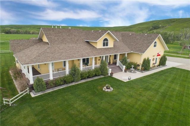 25026 Range Road 260, Cardston, AB T0K 0K0 (#C4225837) :: Redline Real Estate Group Inc