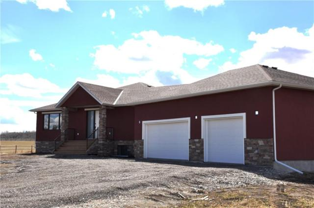 286071 50 Street E, Rural Foothills County, AB T1S 1W9 (#C4226326) :: Calgary Homefinders