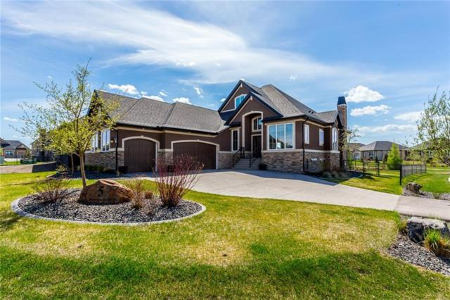 5 Whispering Springs Way, Heritage Pointe, AB T1S 4K4 (#C4226625) :: Redline Real Estate Group Inc