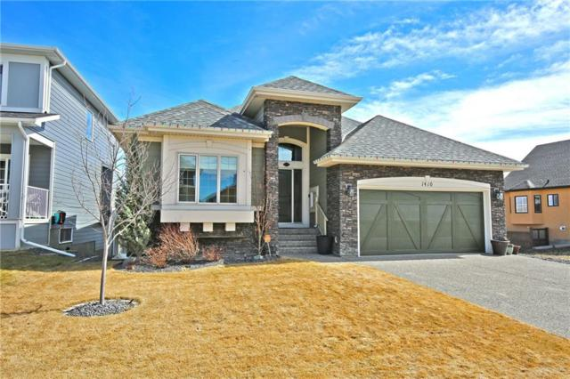 1416 Montrose Terrace SE, High River, AB T1V 0B4 (#C4226861) :: Canmore & Banff