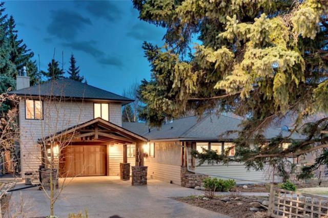 4316 Anne Avenue SW, Calgary, AB T2S 1L9 (#C4226995) :: The Cliff Stevenson Group