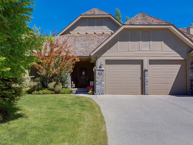 76 Granite Ridge, Rural Rocky View County, AB T3Z 3B3 (#C4229784) :: Redline Real Estate Group Inc