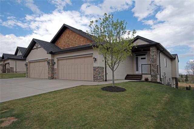 338 Crystal Green Rise, Okotoks, AB T1S 2N5 (#C4229809) :: The Cliff Stevenson Group
