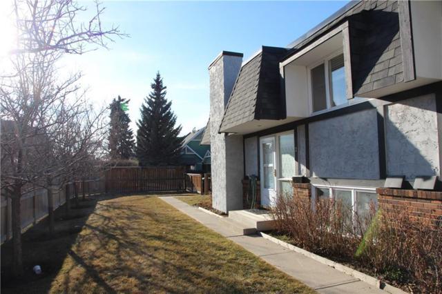 1743 24A Street SW #2, Calgary, AB T3C 1J5 (#C4232038) :: Calgary Homefinders