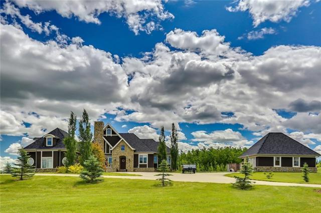 6 Shannon Hill(S), Rural Foothills County, AB T1S 5B2 (#C4232105) :: The Cliff Stevenson Group