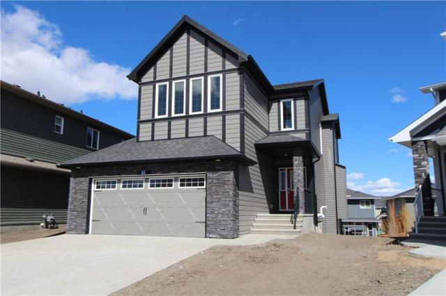 61 Banded Peak View, Okotoks, AB T1S 5P7 (#C4232425) :: The Cliff Stevenson Group