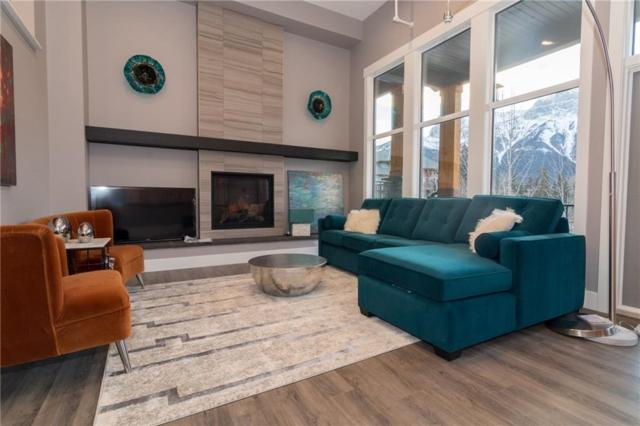 108 Montane Road Unit 19, Canmore, AB T1W 0A4 (#C4232479) :: Redline Real Estate Group Inc