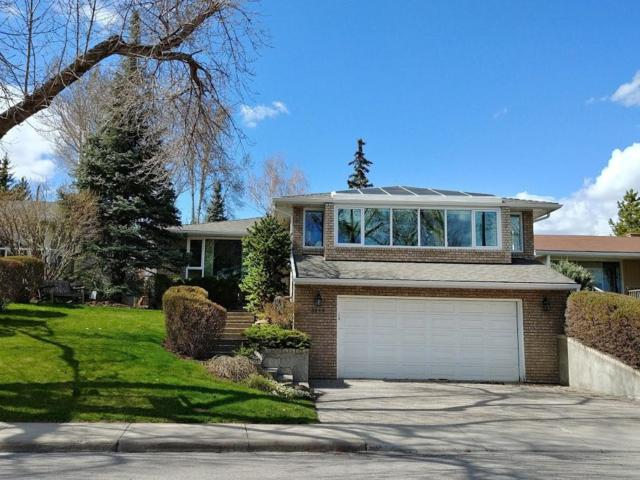 3219 Collingwood Drive NW, Calgary, AB T2L 0R7 (#C4232924) :: The Cliff Stevenson Group