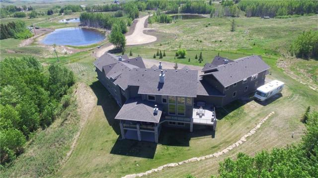 58 Big Hill Springs Estates, Rural Rocky View County, AB T3R 1H5 (#C4232975) :: The Cliff Stevenson Group