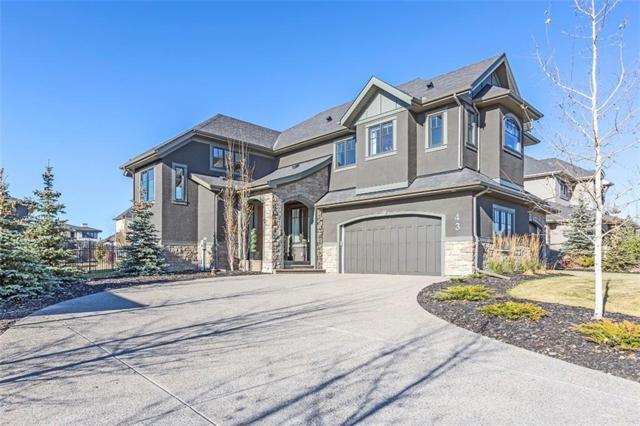 43 Watermark Road, Rural Rocky View County, AB T3L 0C9 (#C4233034) :: Calgary Homefinders