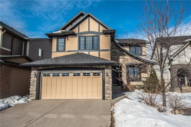 1407 Montrose Terrace SE, High River, AB T1V 0B4 (#C4233129) :: Canmore & Banff
