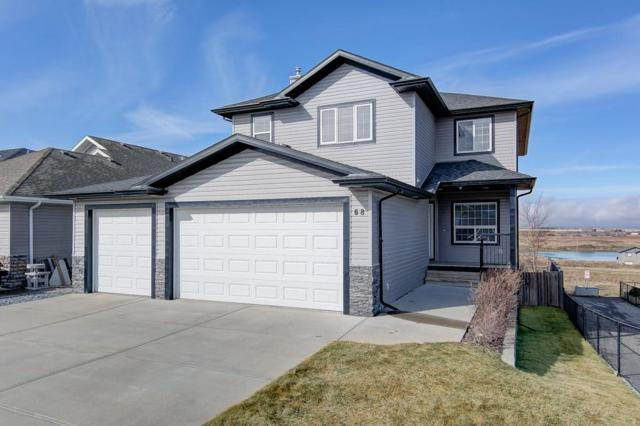 68 Hillcrest Boulevard, Strathmore, AB T1P 1W9 (#C4233631) :: Calgary Homefinders