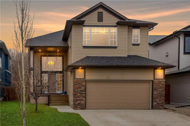 178 Sheep River Cove, Okotoks, AB T1S 2L5 (#C4233756) :: Canmore & Banff