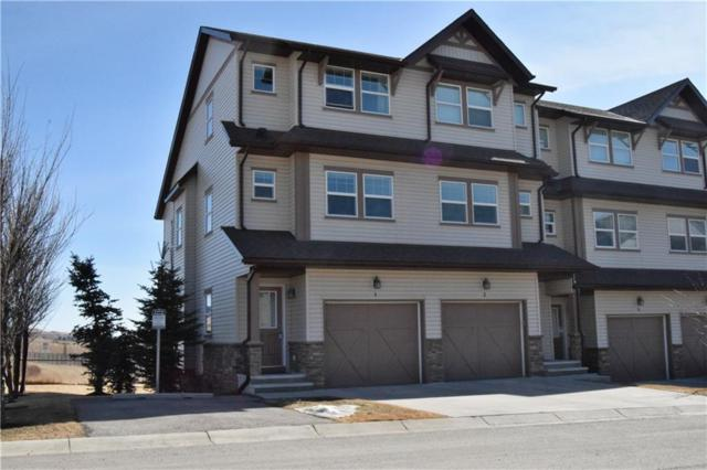 28 Heritage Drive #1, Cochrane, AB T4C 0J8 (#C4233945) :: Canmore & Banff