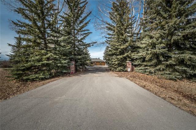 7 Spring Gate Estates, Rural Rocky View County, AB T3Z 3L2 (#C4234151) :: Calgary Homefinders