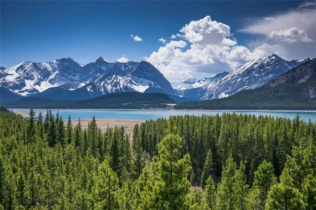 67 Lakeshore Drive, Rural Kananaskis ID, AB T0L 2H0 (#C4235407) :: Canmore & Banff