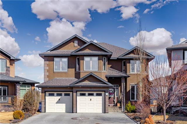 10 West Pointe Manor, Cochrane, AB T4C 0C1 (#C4235915) :: The Cliff Stevenson Group
